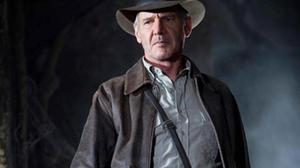 Harrison Ford in «Indiana Jones e il Regno del Teschio di Cristallo»