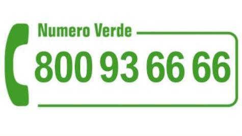 Risultato immagini per numero verde coronavirus