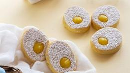 Gli egg cookies di Barbara