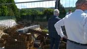 Cantiere antiallagamento ad Arbizzano (video Noro)