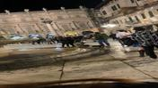 Movida in piazza Erbe post lockdown