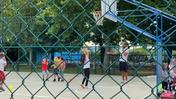 Basket, Matteo Nobile allena i piccoli (Perlini)