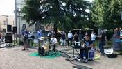 Flash mob a Povegliano 2 ( Vincenzi )