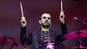 L'ex Beatles,  Ringo  Starr, in tour con la All Star Band all'Auditorium Parco della Musica, Roma, 11 luglio 2018