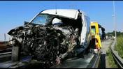 Incidente sulla SR10 (video Dienne)