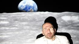 Andrea Brunello in «Pale Blue Dot»