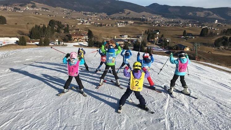 Corsi di sci ad Asiago la scorsa stagione