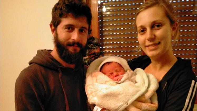 Christian nasce con un record: ha sei bisnonni
