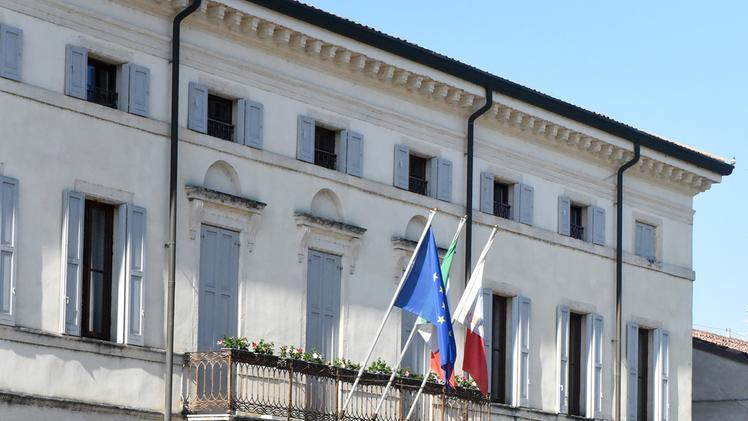 La mairie de San Giovanni Lupatoto