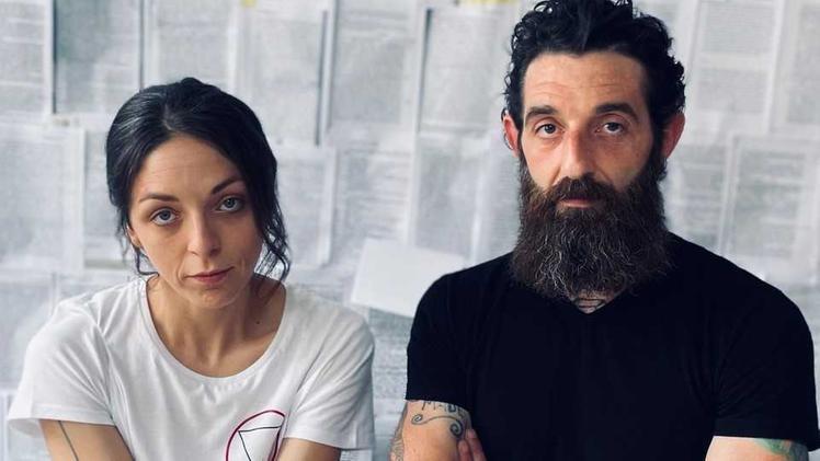 Federica Patera e Andrea Sbra Perego