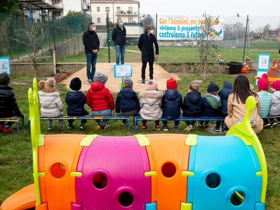 A kindergarten in Verona